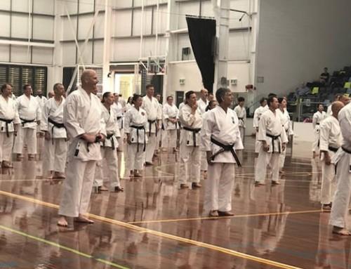 JKF Gojukai Australian National Championships