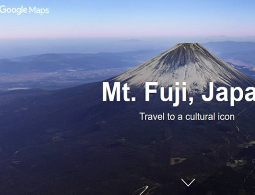 Can't visit Japan? – Let Google Street View and Japan Holidays take you there…