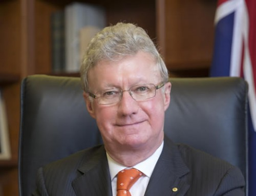 A message from His Excellency the Honourable Paul de Jersey AC Governor of Queensland