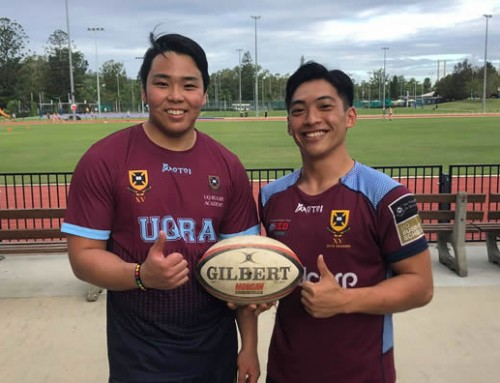 Relationship Between University Rugby Clubs Goes from Strength to Strength