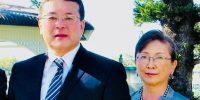 Farewell and thank you to Consul-General of Japan in Brisbane Mr TANAKA Kazunari
